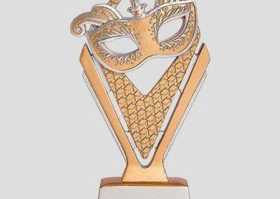 trofeo mascara
